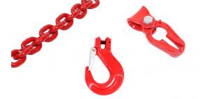 Výrobky z ocelových lan