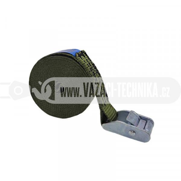 obrázok Rýchloupínací popruh PES 400 kg khaki