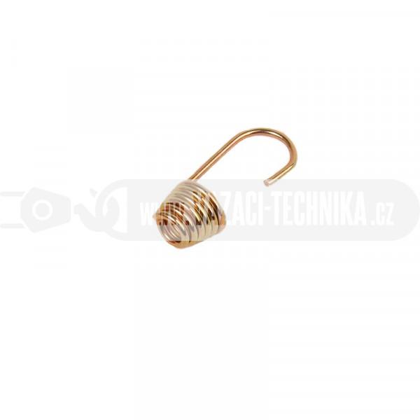 obrázok Háčik na gumolano pr.4 mm