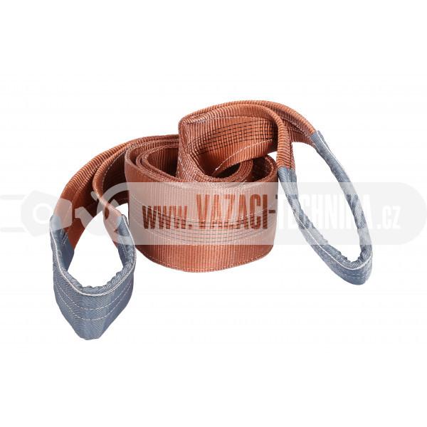 obrázek Zvedací textilní pás s oky 6 t