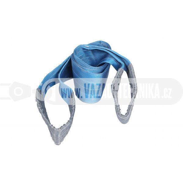 obrázek Zvedací textilní pás s oky 8 t