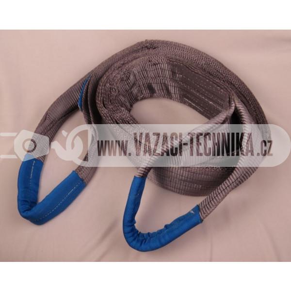 obrázek Zvedací textilní pás čtyřvrstvý 8 t