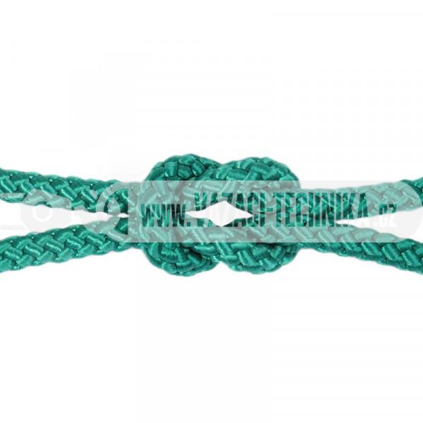 obrázek Polypropylenový provaz zelený