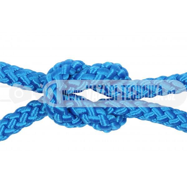 obrázek Polypropylenový provaz modrý