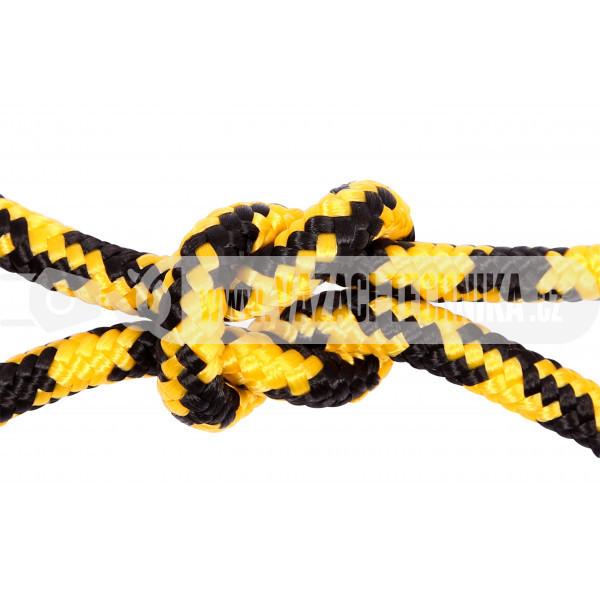 obrázek Pletená šňůra s duší pr.6 mm