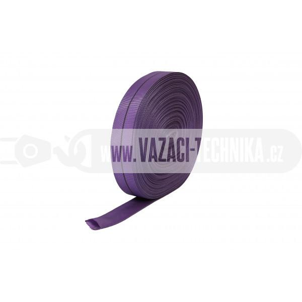 obrázek Dutý popruh fialový