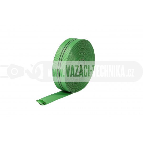 obrázek Dutý popruh zelený