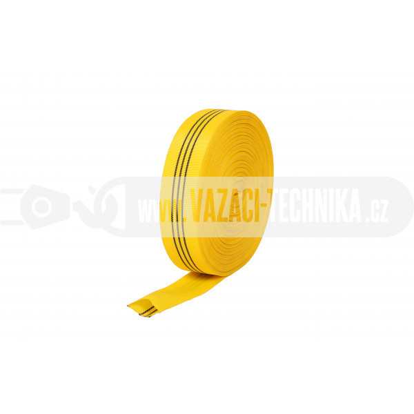 obrázek Dutý popruh žlutý
